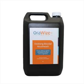 OraWize+ Intraoral Mouthwash -  5 Litre