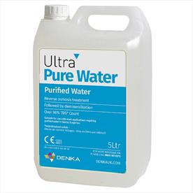 Purified Water x 4 (5 litres)