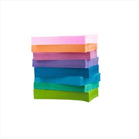 Vibrente Paper Tray Liners Baby Pink x 250