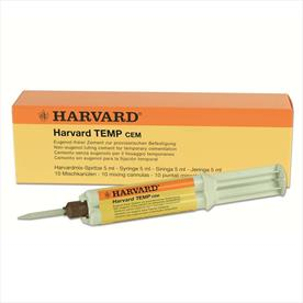 Harvard TEMP Cem x 10ml