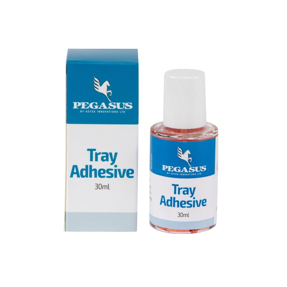 Pegasus Tray Adhesive Paint On - 30ml