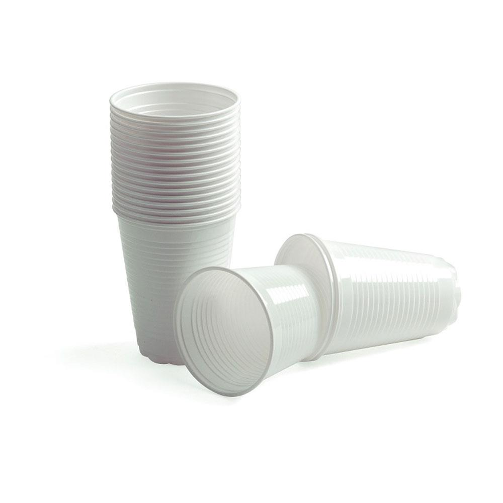 Squat Cups - White - 7oz x 2000