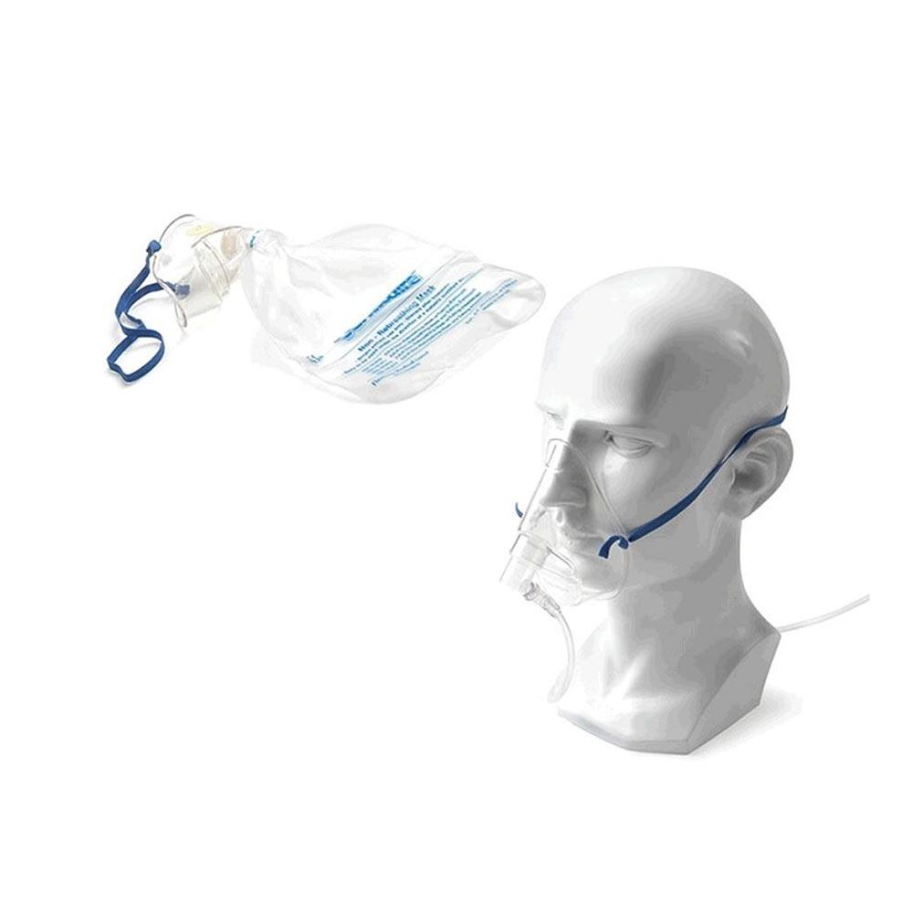 Non-Rebreath Mask, Bag and Tubing Adult
