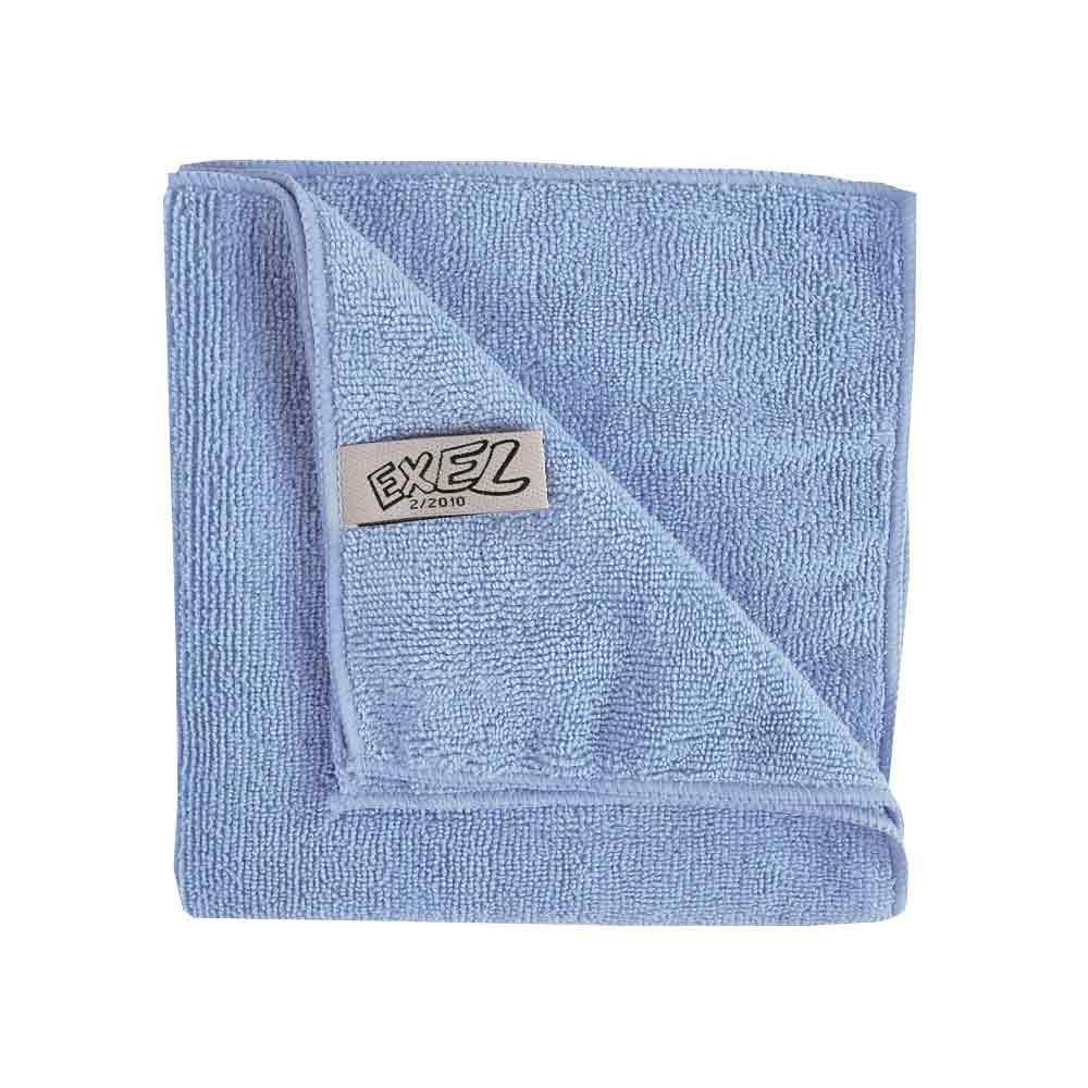 Microfibre Cloths Blue x 50