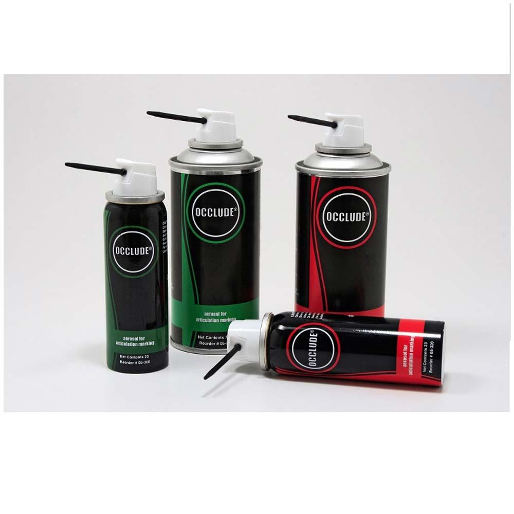 Occlude Green Indicator Spray