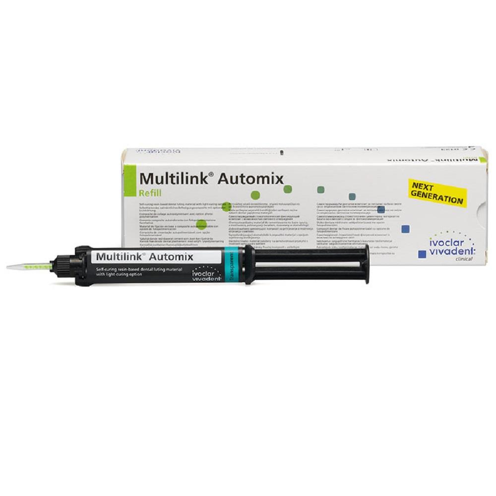 Multilink Automix Refill - Transparent Easy - 9g