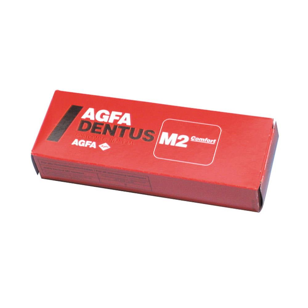 Agfa Dentus M2 Comfort Film E/F Speed - Child Size 0