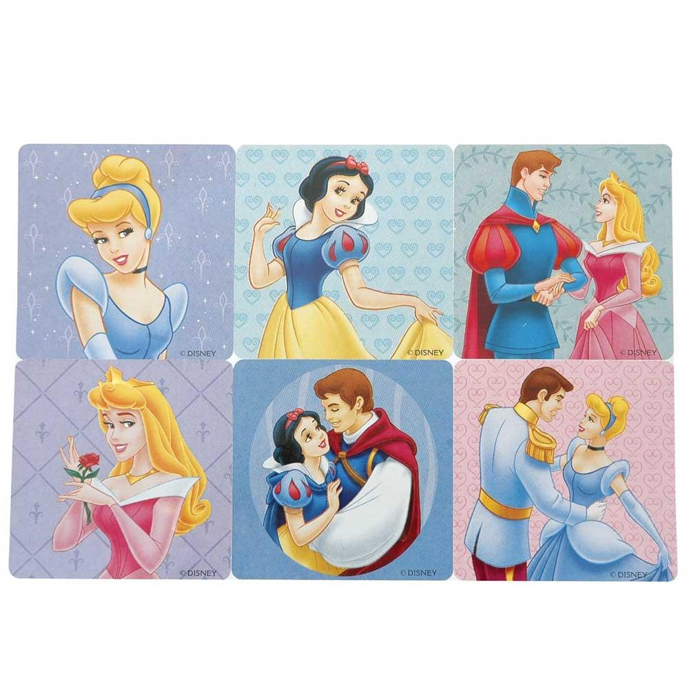 Disney Princess Stickers x 100