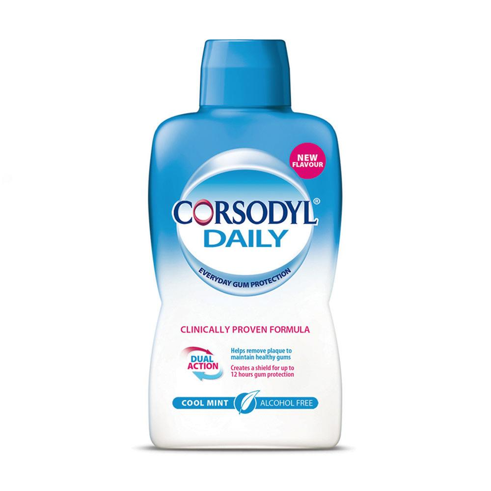 Corsodyl Daily Defence Freshmint x 500ml